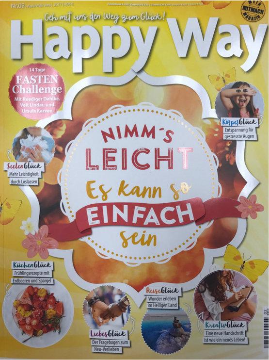 Happy Way Duits tijdschrift 03-2017
