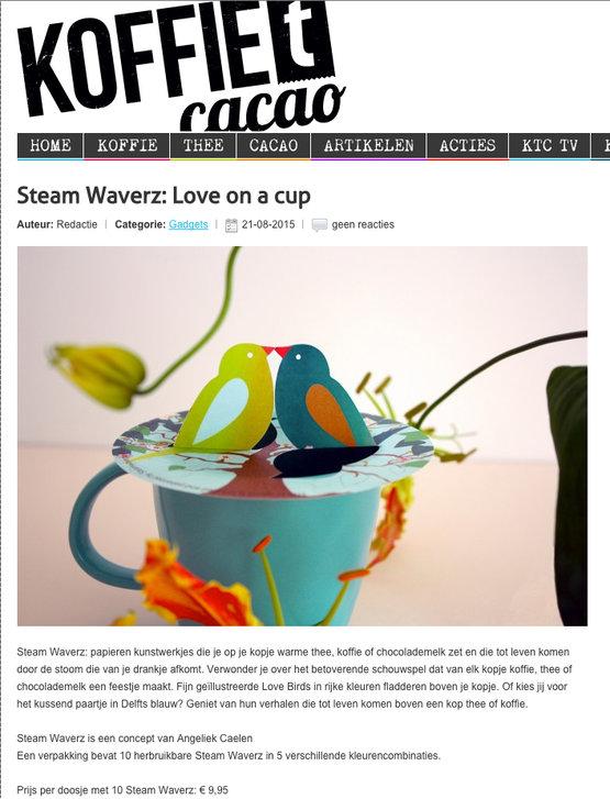blog KoffieTCacao