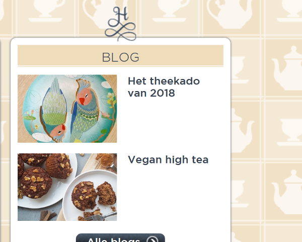 High Tea Wereld Blog 02-2018