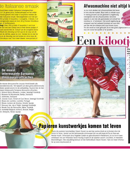 Weekend magazine 08-2015