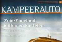 Kampeerauto magazine; kussende thee