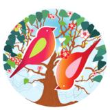 Steam-Waverz-tea-paper-Love-Birds-teafortwo