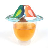 Steam Waverz LoveBirds rood/groen
